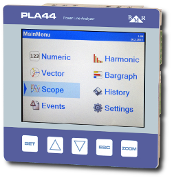 Power-Quality-Analyzer-PLA44