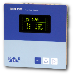 Power factor controller ICR12